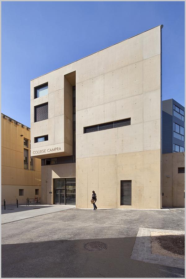 Leteissier Corriol - Agence d'architecture - Exposition SA13 DRAC PACA Octobre 2019