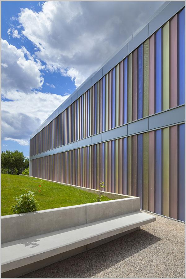 Leteissier Corriol - Agence d'architecture - Exposition Hôtel Technoptic SA13 DRAC PACA 2018