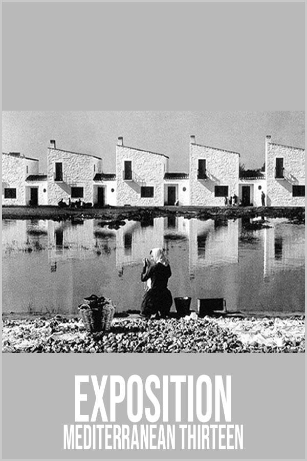 Leteissier Corriol - Agence d'architecture - «Mediterranean Thirteen» SA13 DRAC PACA Octobre 2018