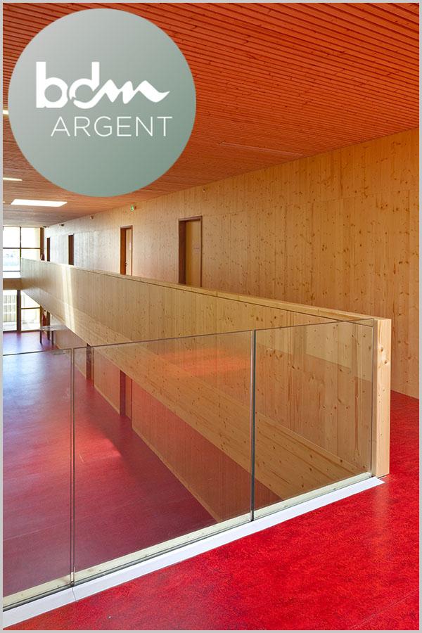 Leteissier Corriol - Agence d'architecture - Projet labellisé BDM ARGENT