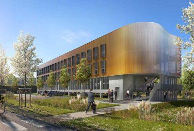Leteissier Corriol - Agence d'architecture - Bâtiment Signal