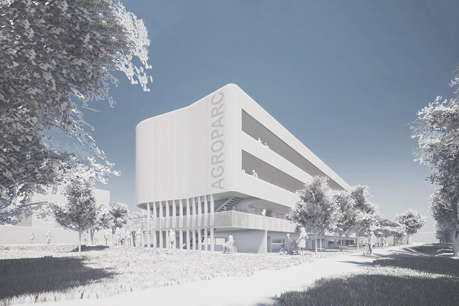 Leteissier Corriol - Agence d'architecture - Bâtiment «Signal» Avignon 84
