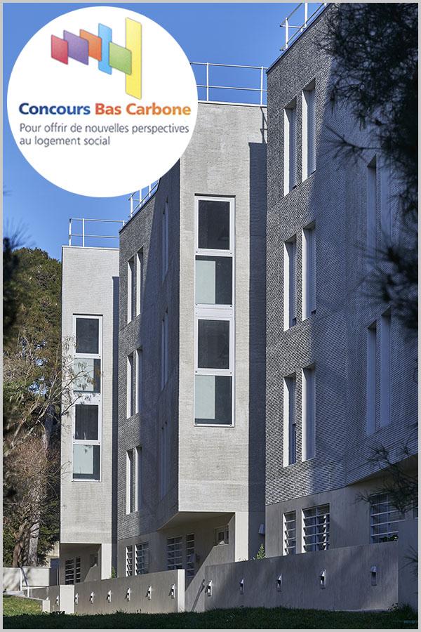 Leteissier Corriol - Agence d'architecture - Premier prix bas carbone 2013