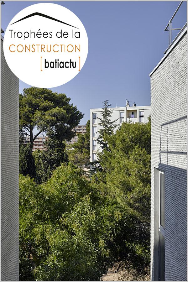 Leteissier Corriol - Agence d'architecture - Finaliste 2016, catégorie logements