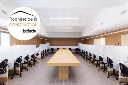 Leteissier Corriol - Agence d'architecture - Caveau Château Mongin