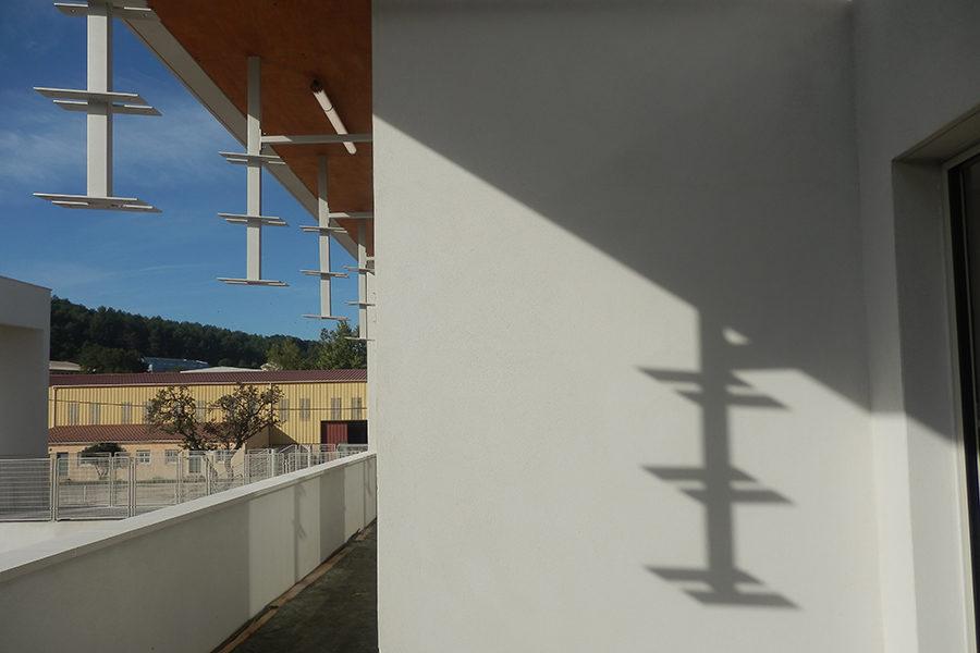 Leteissier Corriol - Agence d'architecture - Fin de chantier cuisine centrale
