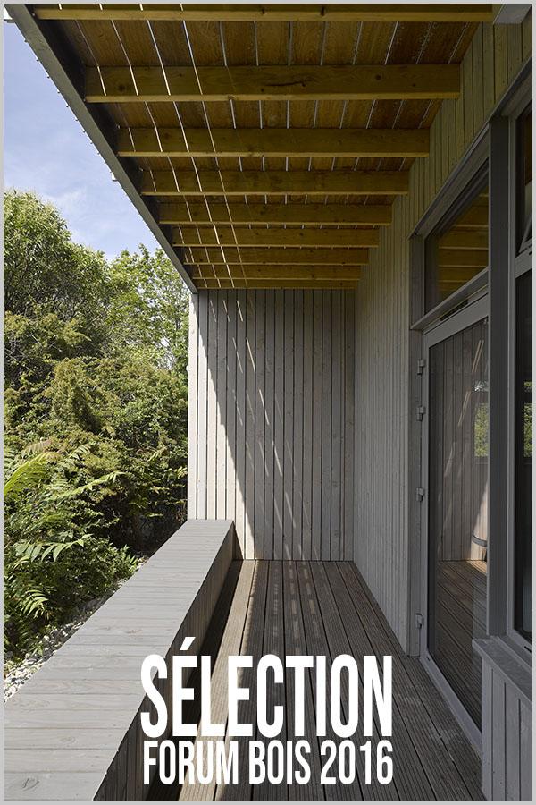Leteissier Corriol - Agence d'architecture - Forum bois construction  Lyon 2016