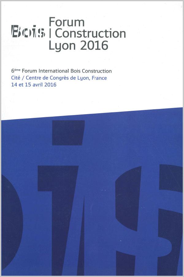 Leteissier Corriol - Agence d'architecture - Éditions forum-holzbau 2016