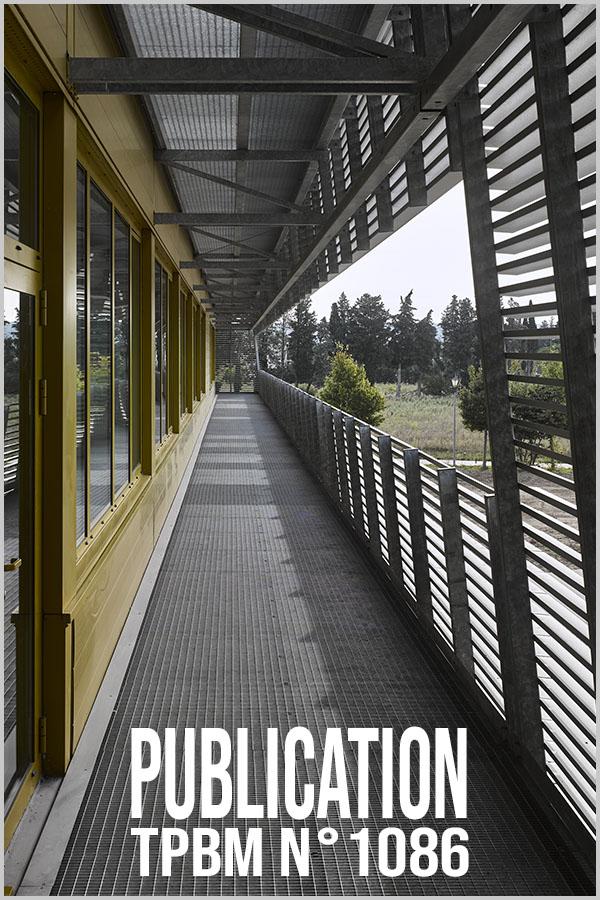 Leteissier Corriol - Agence d'architecture - TPBM Juillet 2015