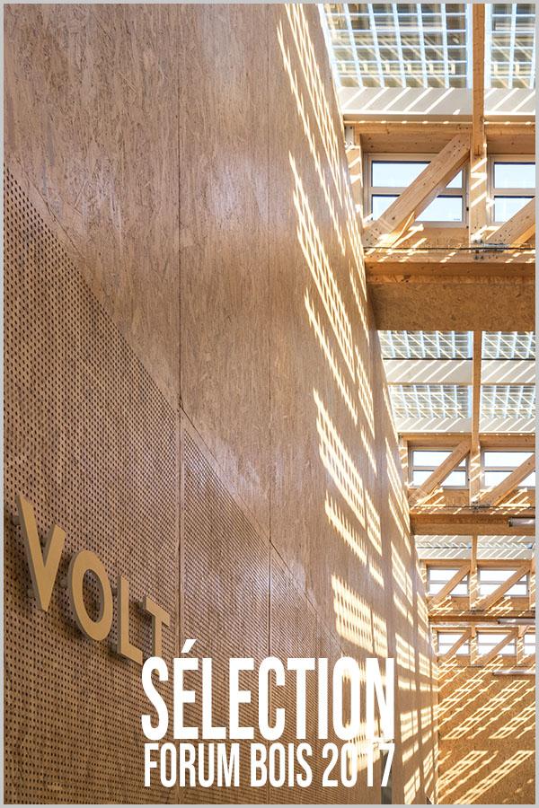 Leteissier Corriol - Agence d'architecture - Forum bois construction Epinal/Nancy 2017