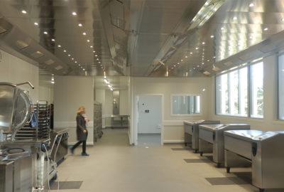 Leteissier Corriol - Agence d'architecture - Inauguration anticipée de la cuisine centrale de Gardanne
