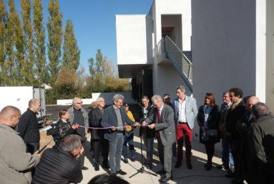 Leteissier Corriol - Agence d'architecture - Cuisine centrale inaugurée