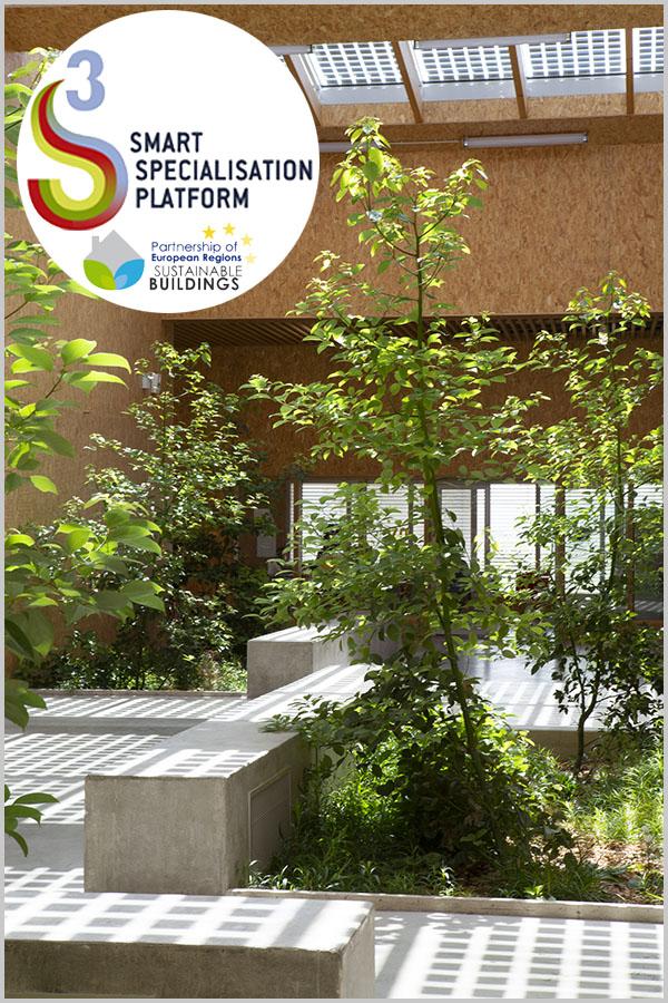 Leteissier Corriol - Agence d'architecture - Smart Spécialisation Platform Juillet 2018