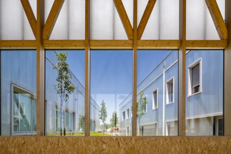 Leteissier Corriol - Agence d'architecture - 1er prix bâtiment résilient 2020