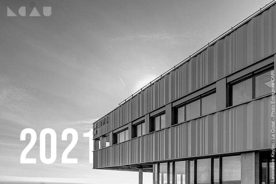 Leteissier Corriol - Agence d'architecture - 2020… 2021